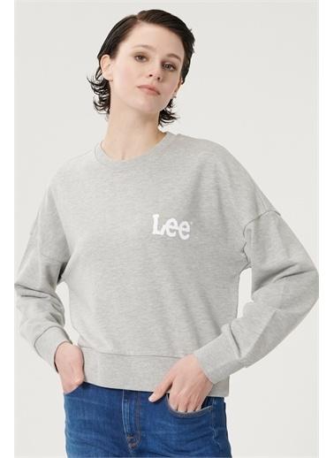 Lee Sweatshirt Gri